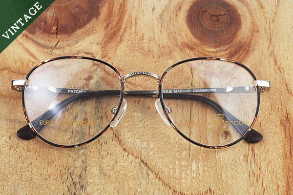 vtg-441 optique marquis demibrown spectacles