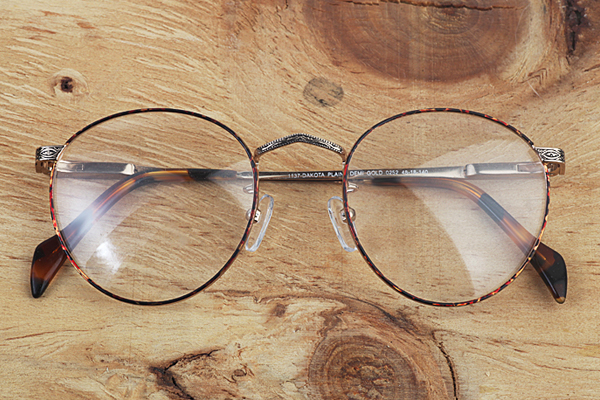 vtg-452Dakota Smith U.S.A. rim with round frames