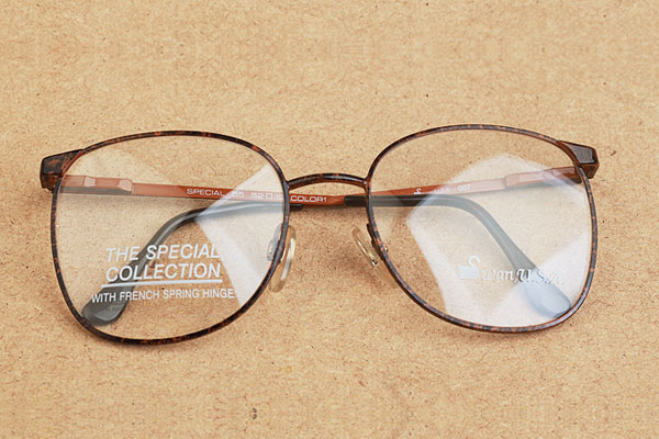 vtg-219 The special  collection reopard spectacles