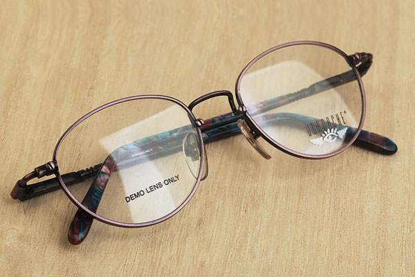 vtg-300   jodache antique violet spectacles