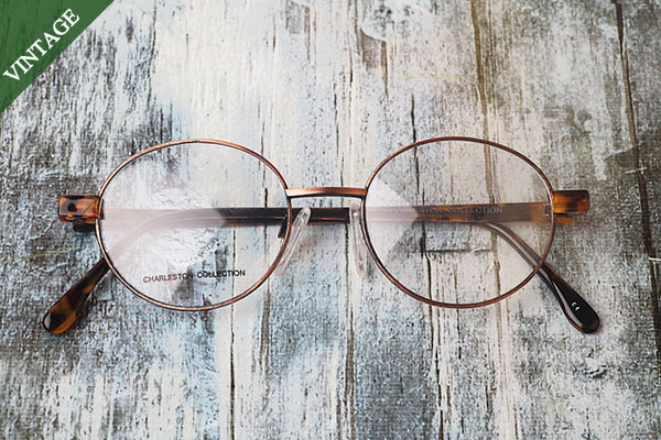 vtg-406   charleston collection antique bronze rim