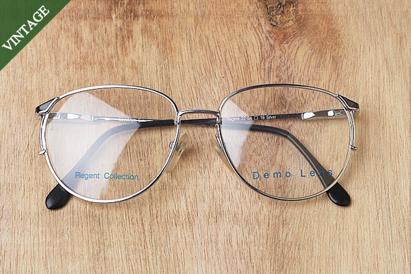 vtg-411 regent collection spectrun silver rim